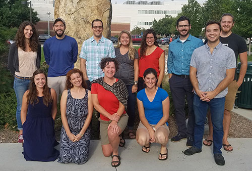 Human-Environment Systems team at Boise State University